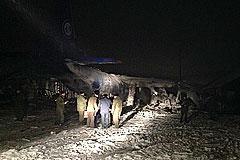 """""""Черные ящики"""" разбившегося Ан-12 передали спецкомиссии"""