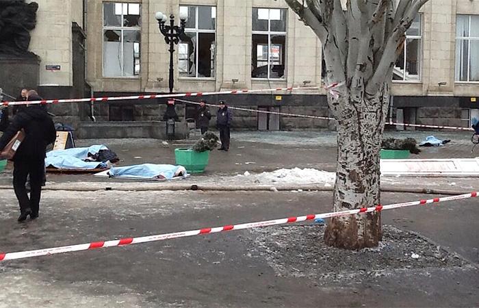 Жертвами теракта в Волгограде стали 15 человек, включая террориста