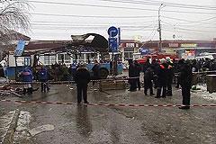 Волгоградский троллейбус взорвал смертник