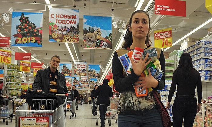 Российская розница прощается с космическими темпами роста