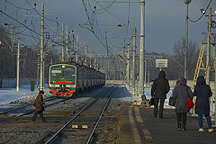 Полиция задержала стрелка из электрички Москва - Нахабино