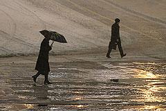 В Москве на Рождество возможны новые температурные рекорды