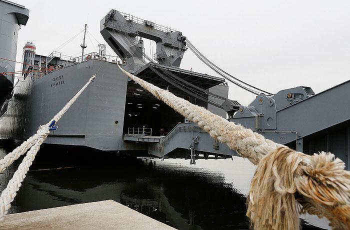 Корабли Норвегии и Дании вышли в Сирию за химоружием