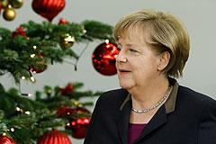 Меркель получила травму во время катания на лыжах