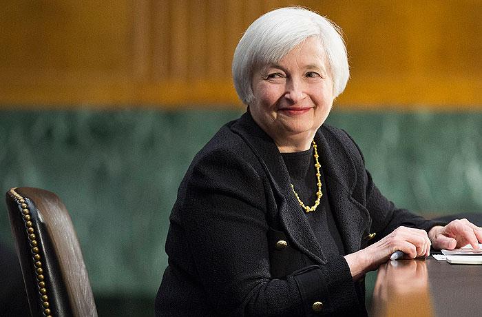 Главой ФРС США впервые стала женщина