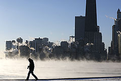 Морозы обойдутся американской экономике в $5 млрд