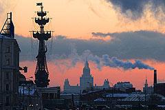 В ночь на четверг в Москве пройдет первая в этом году метель