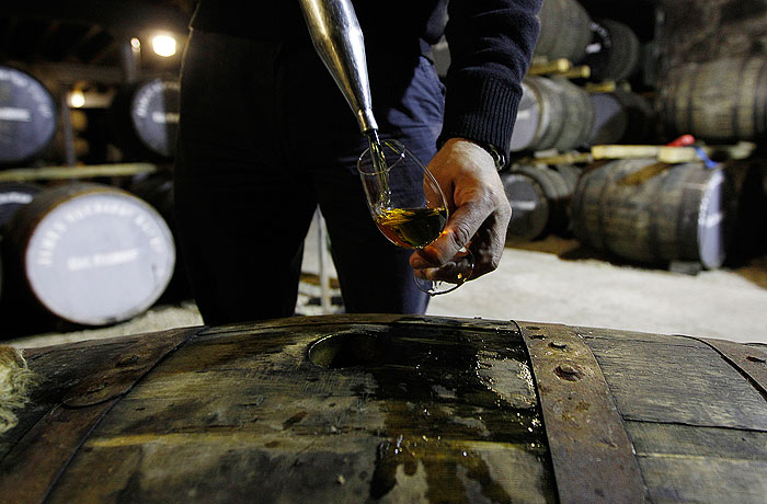 Шотландский виски обеспечат новой защитой