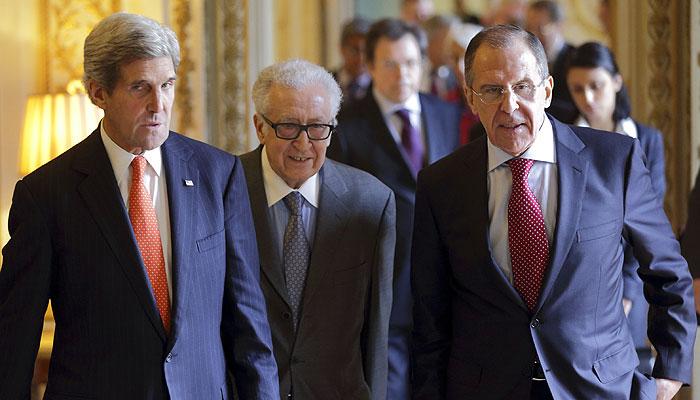 "США пригласили Иран на ""Женеву-2"""