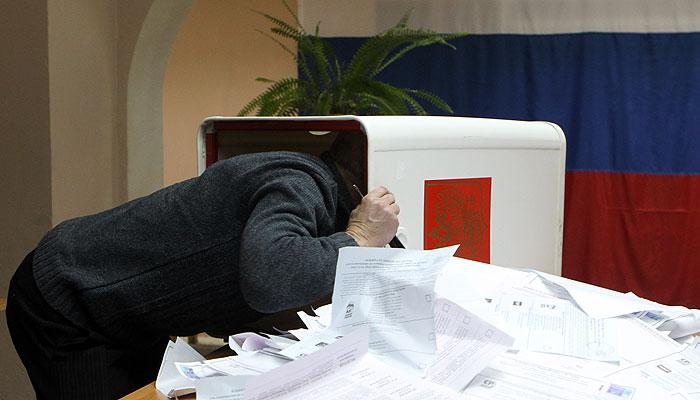 """Комитет Госдумы одобрил возвращение графы """"против всех"""""""