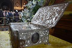 Дарам волхвов в Москве поклонились более 400 тысяч человек