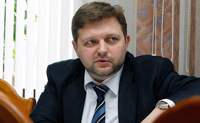 Никита Белых стал врио губернатора Кировской области