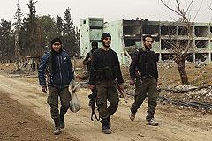 Дамаск ведет переговоры с западными спецслужбами