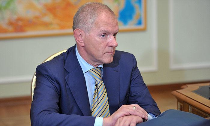 Андрей Крайний покидает пост главы Росрыболовства