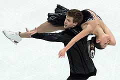 Российские фигуристы завоевали серебро чемпионата Европы в танцах на льду