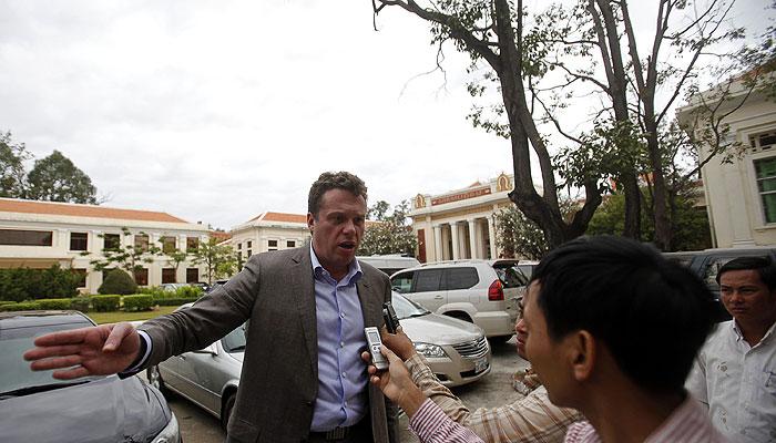 Суд Камбоджи признал законным требование России об экстрадиции Полонского