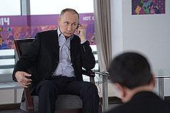 Путин назвал преждевременными разговоры о его участии в выборах 2018 года