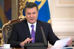 Янукович подписал все принятые 16 января законы