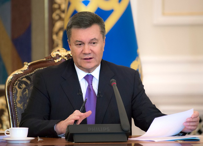Янукович уволил главного контрразведчика СБУ