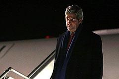 Керри исключил участие Асада в переходном правительстве Сирии