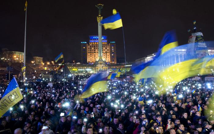 В Киеве создана Народная рада