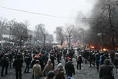 Киевская милиция отпустила российского журналиста