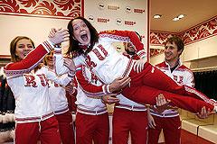 Утвержден состав олимпийской сборной России