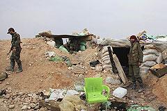 Сирийские власти заявили о готовности к переговорам с оппозицией