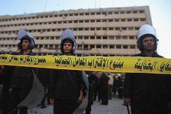 В Египте произошла серия взрывов