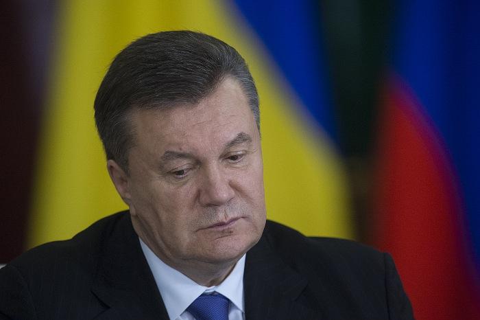 Янукович и оппозиция договорились об отмене спорных законов
