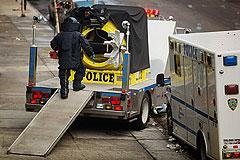 В США арестовали россиянина за хранение бомбы