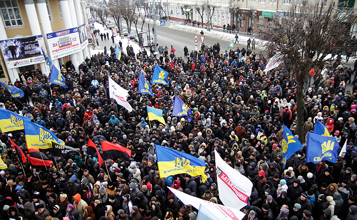 Украинская оппозиция обвинила власть в попытке сорвать переговоры