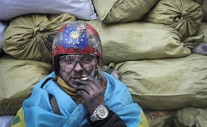 В ЕС пока не собираются вводить санкции против Украины