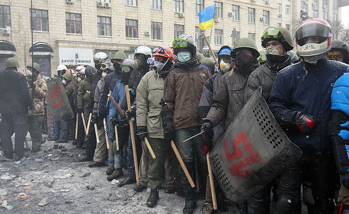 ЕС обвинил Россию в давлении на Украину