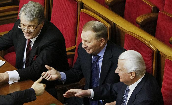 Верховная рада отменила спорные законы от 16 января