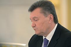 Янукович сменил начальника генштаба Украины