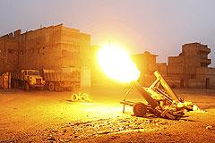 Конвой с химическим оружием подвергся нападению в Сирии