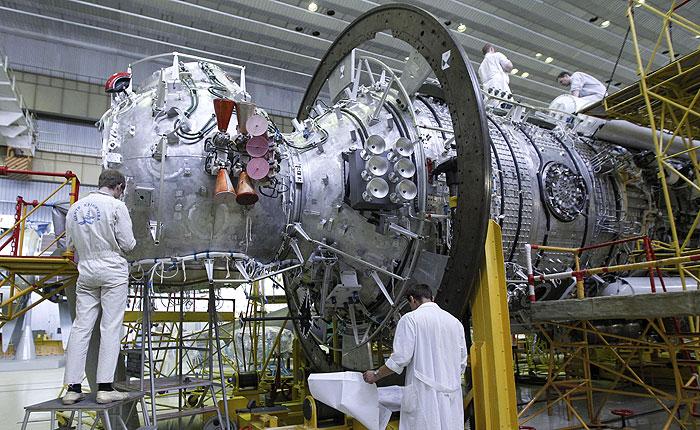 Медведев одобрил создание Объединенной ракетно-космической корпорации