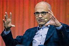 Сатья Наделла возглавил Microsoft