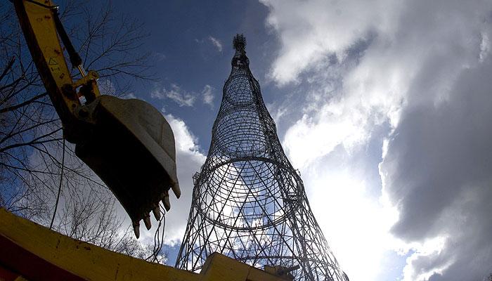 Мэрия Москвы отказалась реставрировать Шуховскую башню