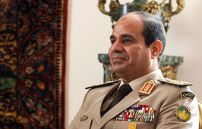 Министр обороны Египта сообщил о намерении баллотироваться в президенты