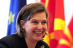 В интернет попала запись разговора американских дипломатов об Украине