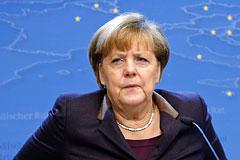 Меркель осудила Нуланд за брань в адрес Евросоюза