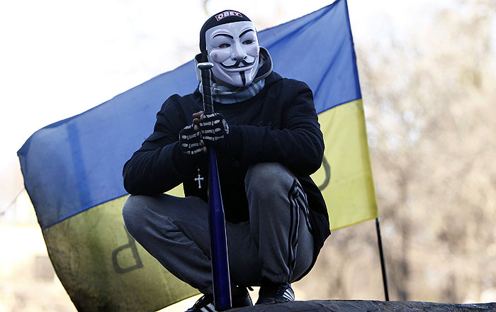 В МВД Украины заявили о подготовке теракта радикальной оппозицией