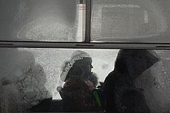 В Омске выпал черный порошок