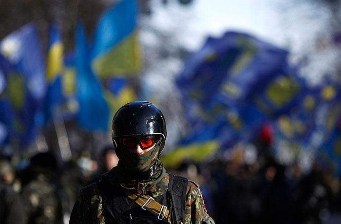 В Киеве на Майдане объявили о создании отрядов самообороны