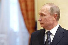 Путин готов встретиться с президентом Грузии