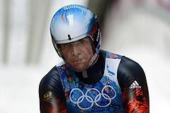 Российские саночники завоевали олимпийское серебро