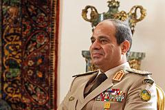 Министр обороны Египта принял решение баллотироваться в президенты