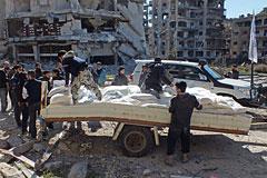 Россия внесла в СБ ООН свой проект резолюции по Сирии